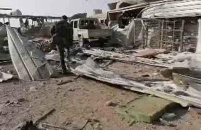 U.S. air strike in Iraq lays bare Iran influence
