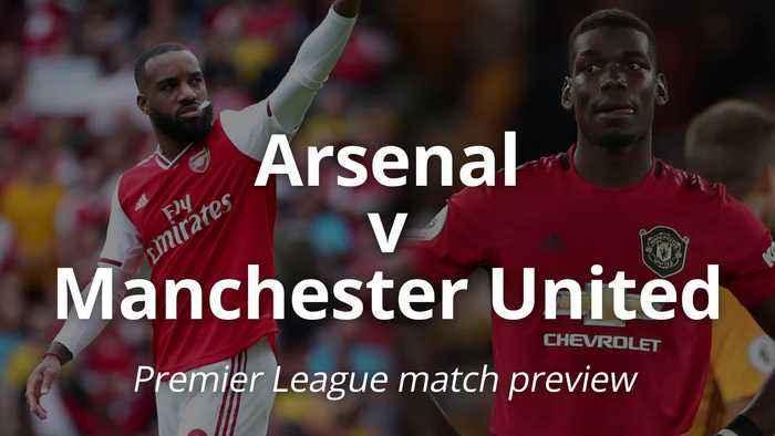 Premier League match preview: Arsenal v Manchester United