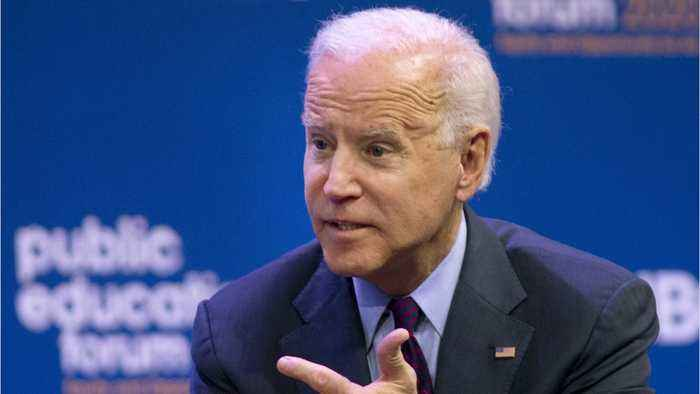 Biden Demonstrates Transparency With Fundraising Contributors