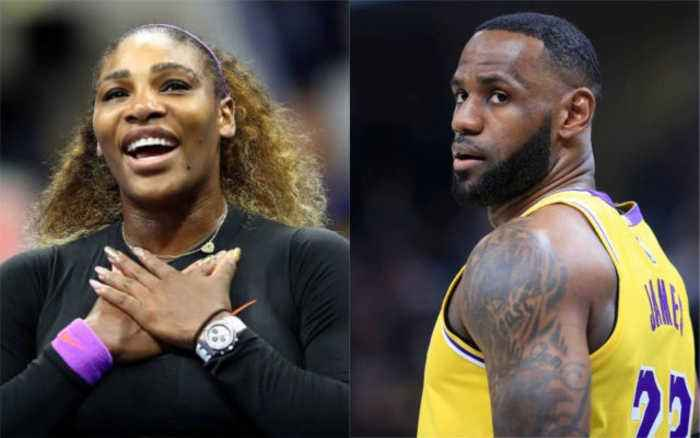 LeBron James and Serena Williams Named Athletes of the Decade