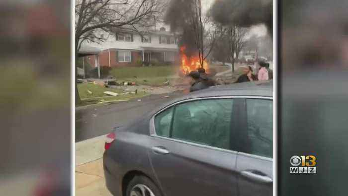 Pilot In Fatal Prince George's County Plane Crash Identified