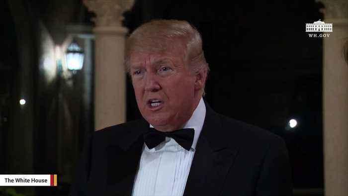 Trump On Kim Jong Un: 'He Likes Me'