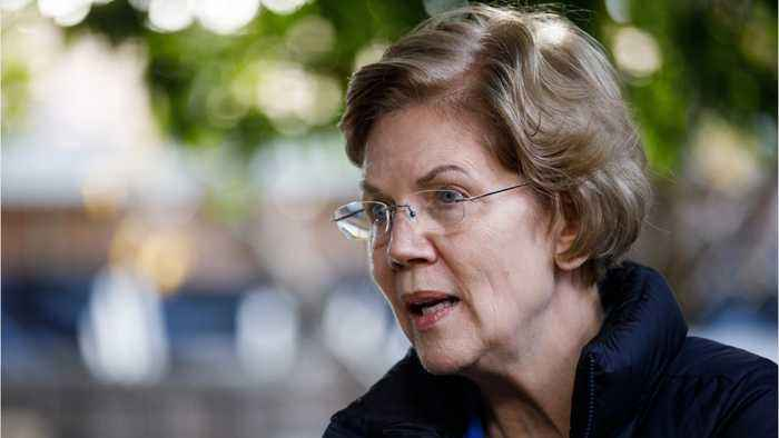 Warren Says Trump Must Be Removed From Office For Fair Election