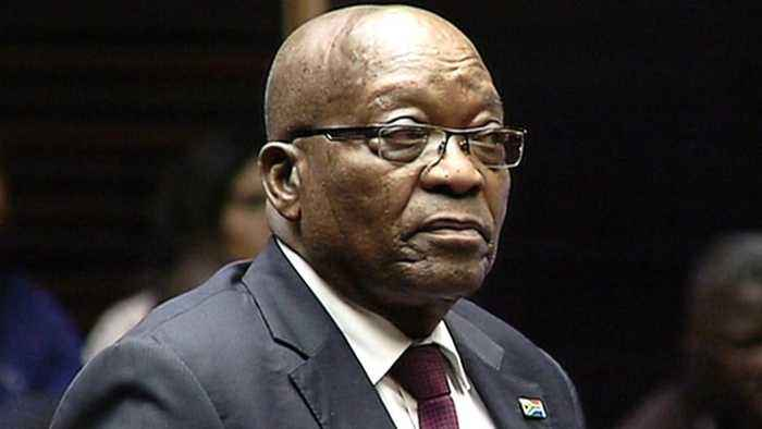 South Africa's Jacob Zuma faces corruption inquiry