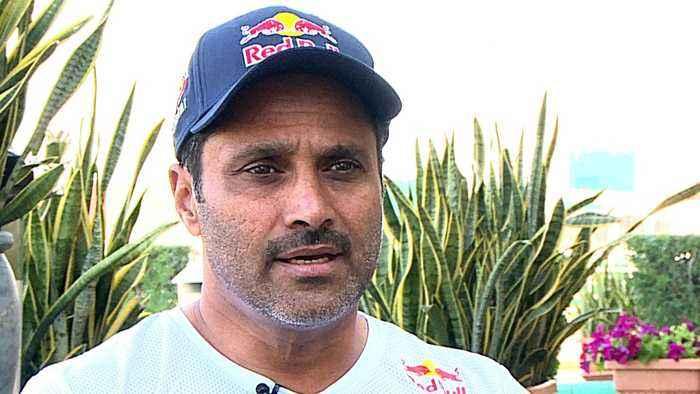 Qatar's Nasser al-Attiyah, Dakar Rally champion, speaks to Al Jazeera