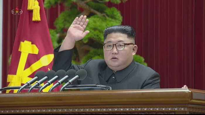 North Korea's Kim ends freeze of nuclear and missile tests