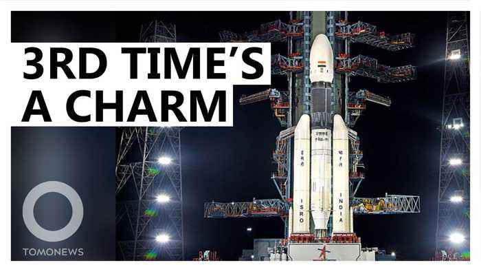 India announces plans for third lunar mission, Chandrayaan-3
