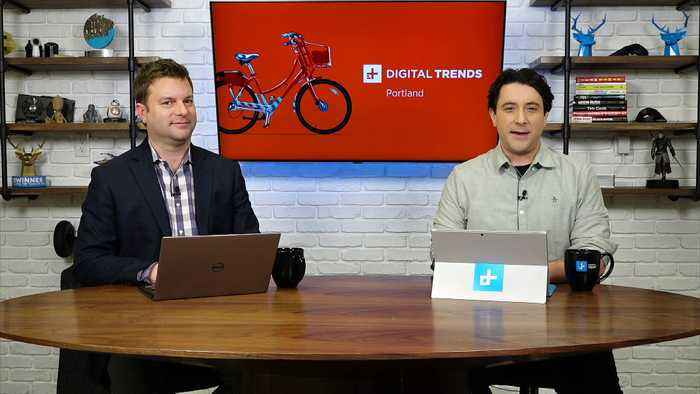 Digital Trends Live 1.03.20 - Segway Shows Off Wall-E Lounge Pod + Apple Hires Ex-HBO Boss