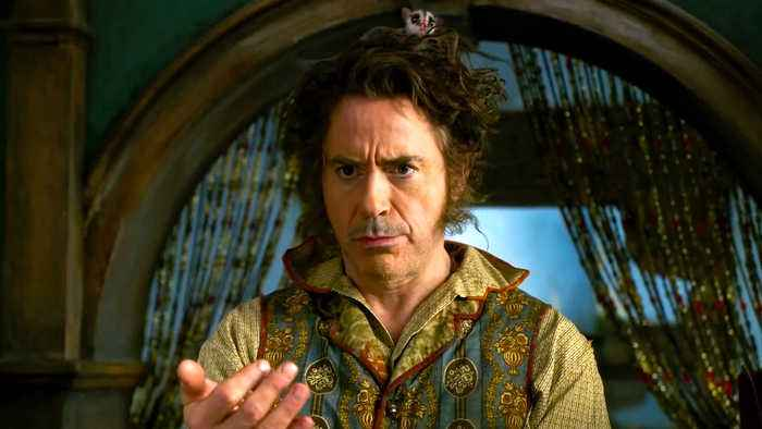 Dolittle with Robert Downey Jr. - Official New Trailer