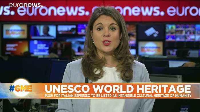 Italians launch Unesco World Heritage bid for their beloved espresso