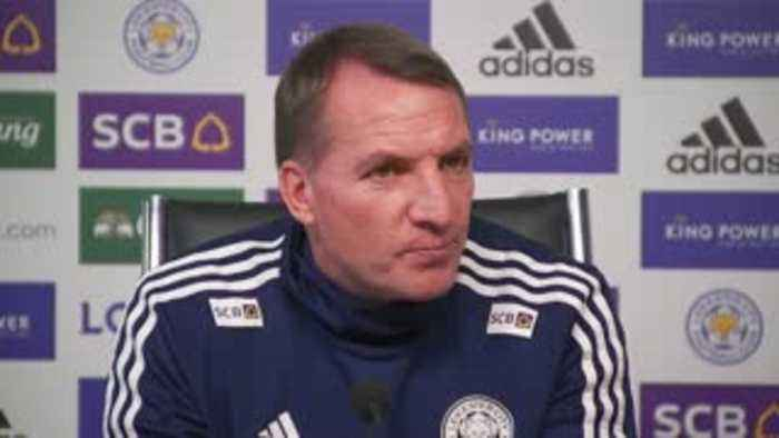 Rodgers: Nobody will leave Leicester