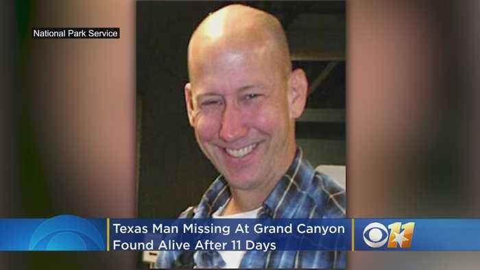 Texas Man Missing At The Grand Canyon Found Alive After 11 Days