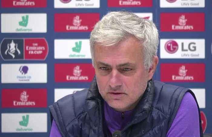 Mourinho fears bad news on Kane injury, unsure of Eriksen's future