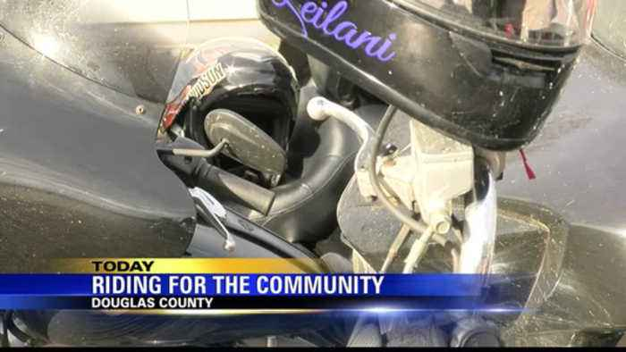 Motorcyclists spend New Years riding in 2nd annual Polar Bear Benefit Run