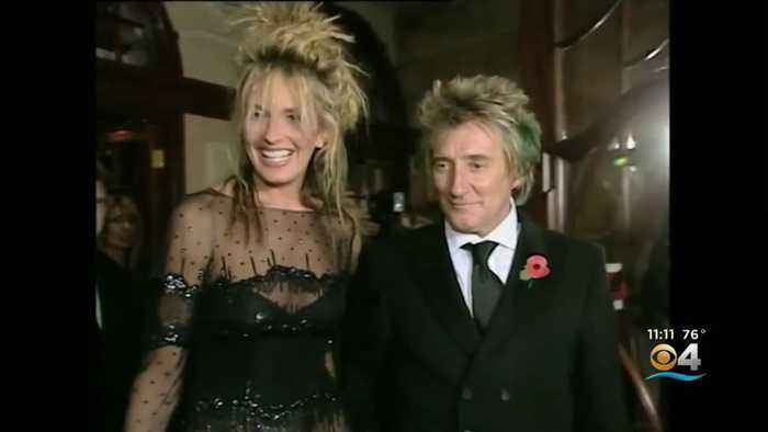 Rod Stewart Charged With Battery Of Employee At The Breakers