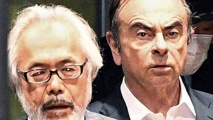Lawyers for ex-Nissan boss Ghosn speak of 'betrayal'