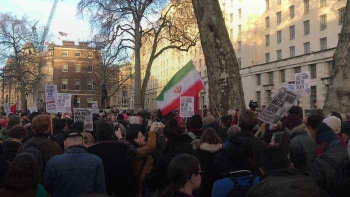 John McDonnell calls on Government to condemn US air strike on Iranian general