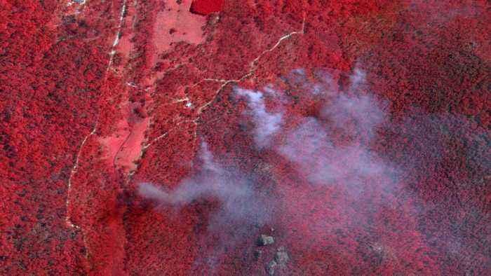 Wildfires Wreak Havoc On Australia