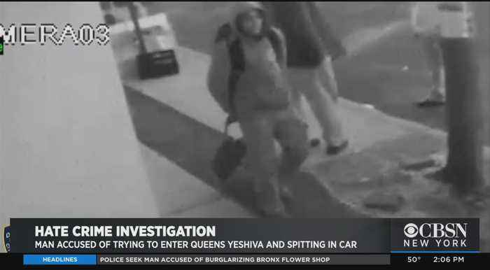 Man Accused Of Trying To Enter Queens Yeshiva, Spitting In Car