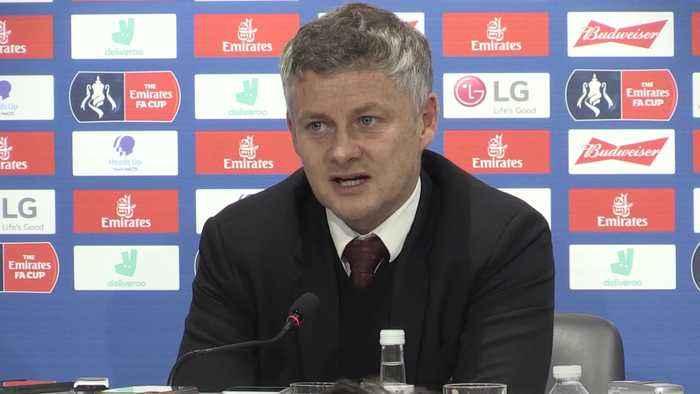 Ole Gunnar Solskjaer dismisses fears of team fatigue