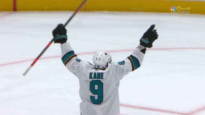 Evander Kane nets hatty in second period