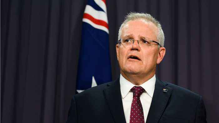 Australian Prime Minister Morrison Blames 'Breakdown In Communications'