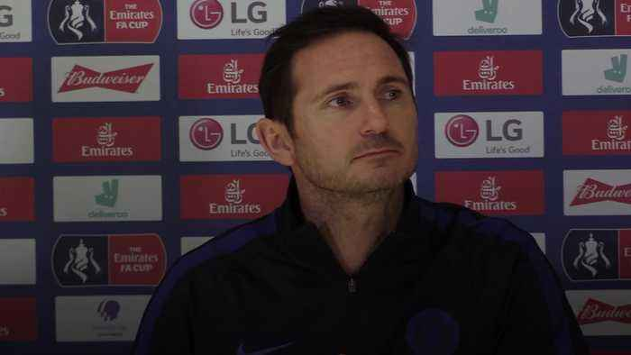 Lampard pleased with Callum Hudson-Odoi after eye-catching display against Forest