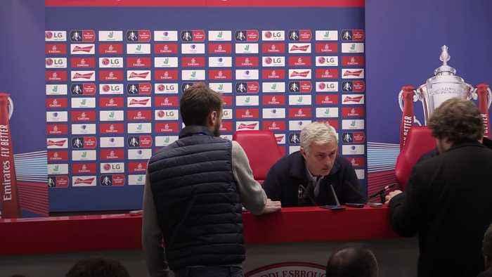 Jose Mourinho: Harry Kane's injury is serious