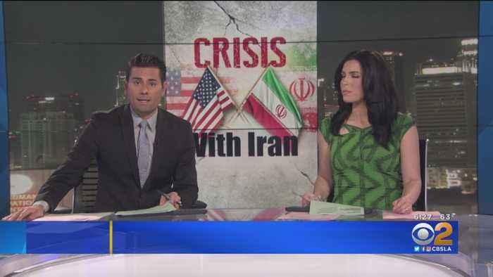 Crisis With Iran Escalates