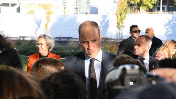 Prince William Launches Prize Initiative to 'Repair the Earth'