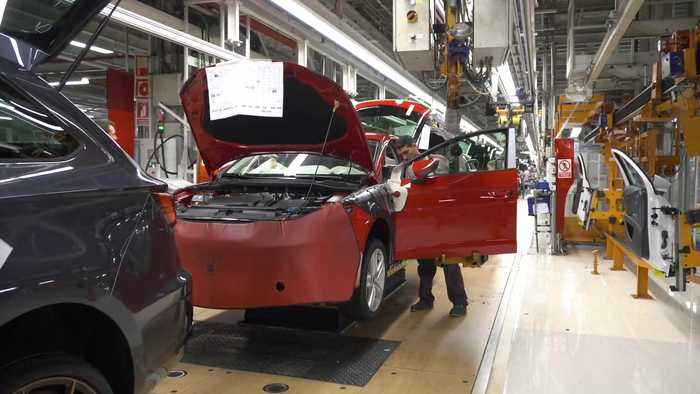 SEAT Martorell factory - A choreography in the factory