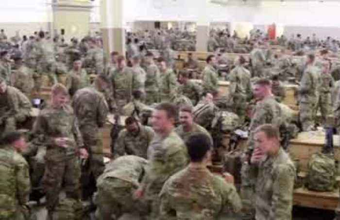 Pentagon deploys additional troops to Middle East