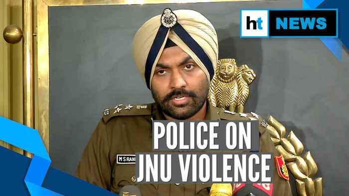 JNU violence: Delhi police finds 'vital clues', sets up fact-finding panel