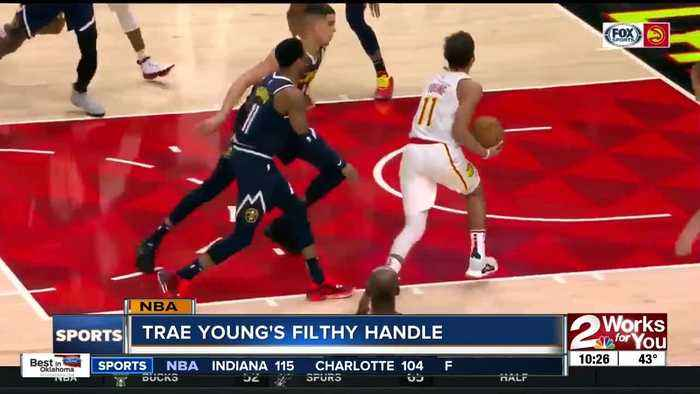 Trae Young Filthy Handle