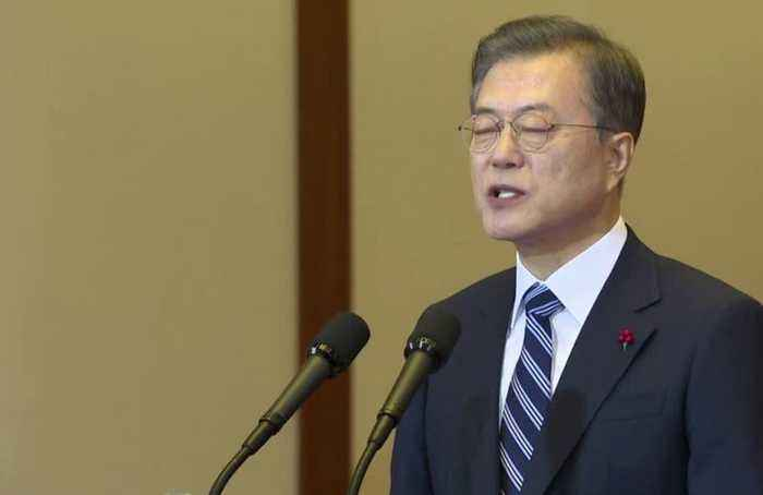 S. Korea's Moon wants North to return to talks