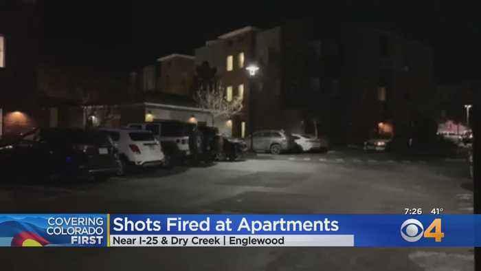 Denver Tech Center Crime: Bullets Fly Into Apartment Building