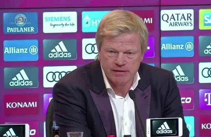 New Bayern board member Oliver Kahn defends Nuebel transfer