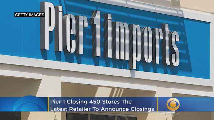 Pier 1 Closing 450 Stores As Retail Apocalypse Drags Into New Decade