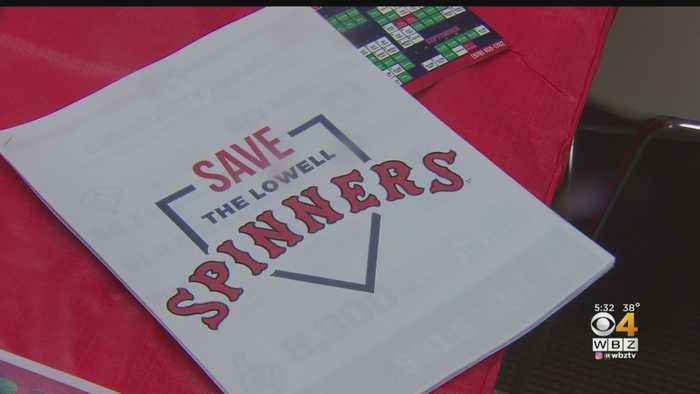 Lowell Spinners Face Elimination Under New MLB Proposal