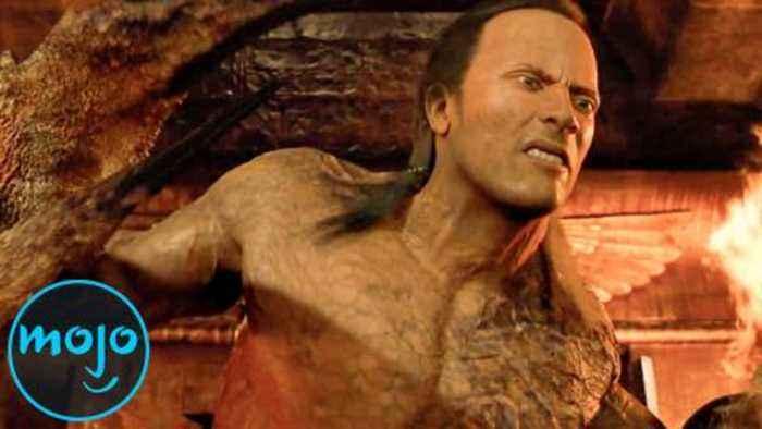 Top 10 Worst CGI Movie Villains (Live-Action)