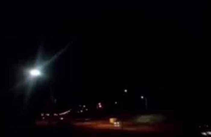 Iran TV shows missiles fired at Iraqi air base
