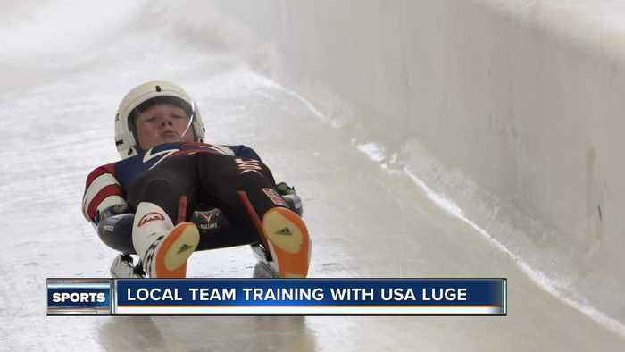 Meet the 15-year-old from Brookfield who could soon represent Wisconsin in the Winter Olympics