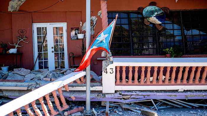Puerto Rico earthquake: At least 1 dead, island without power