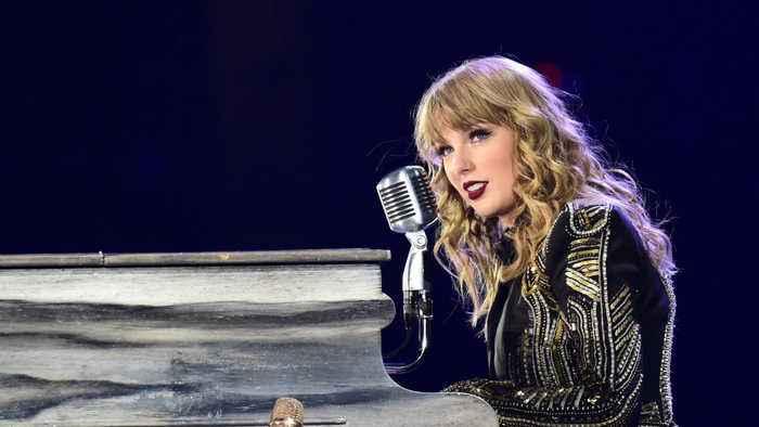 Taylor Swift to receive GLAAD's 2020 Vanguard Award
