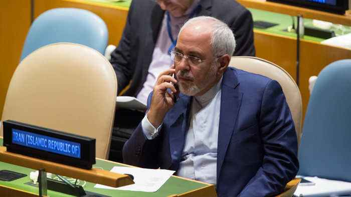 Iran's Foreign Minister Calls US Soleimani Strike an Act of Terrorism and War