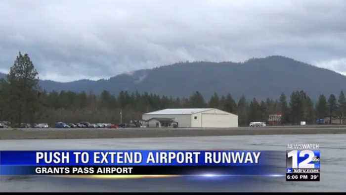 Grants Pass Airport looks to expand runway