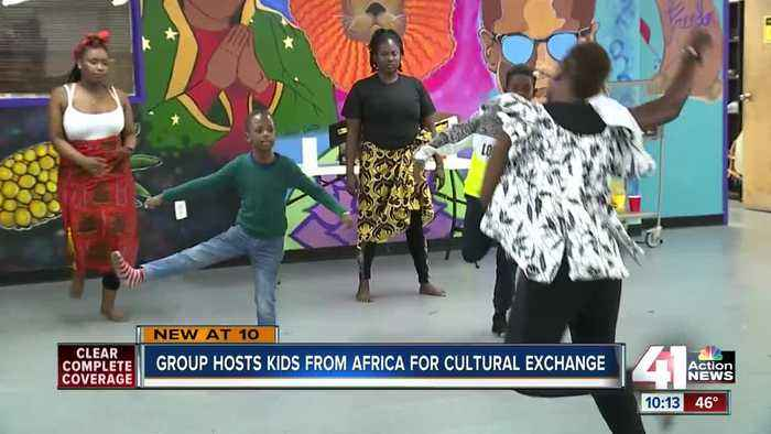 ArtsTech shares KC culture with youth, artists from Africa