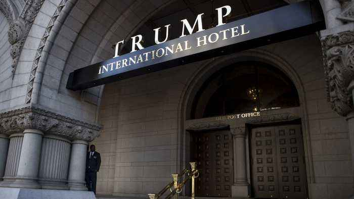 Trump Organization Sets Deadline For Buyers Interested In D.C. Hotel