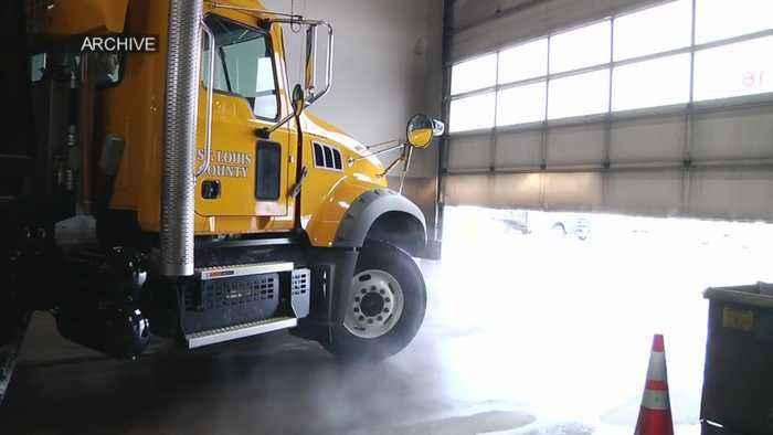 St. Louis Co. Snow Plow Drivers Set To Strike