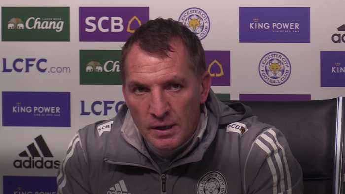 Rodgers believes Leceister 'deserved to win' in Carabao Cup 1-1 draw with Aston Villa